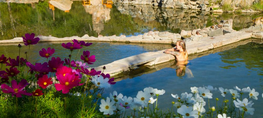 Top Ten Summer Activities in Steamboat Springs: Hot Springs