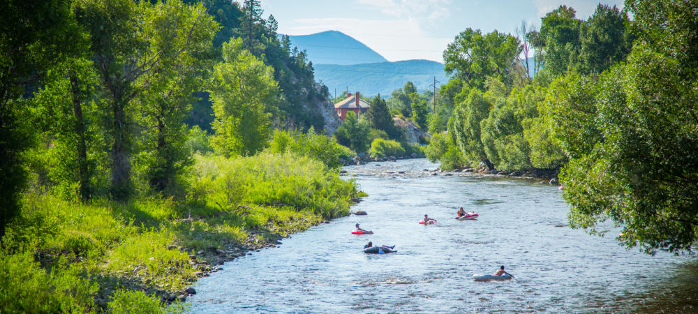 Top Ten Summer Activities in Steamboat Springs: Tubing