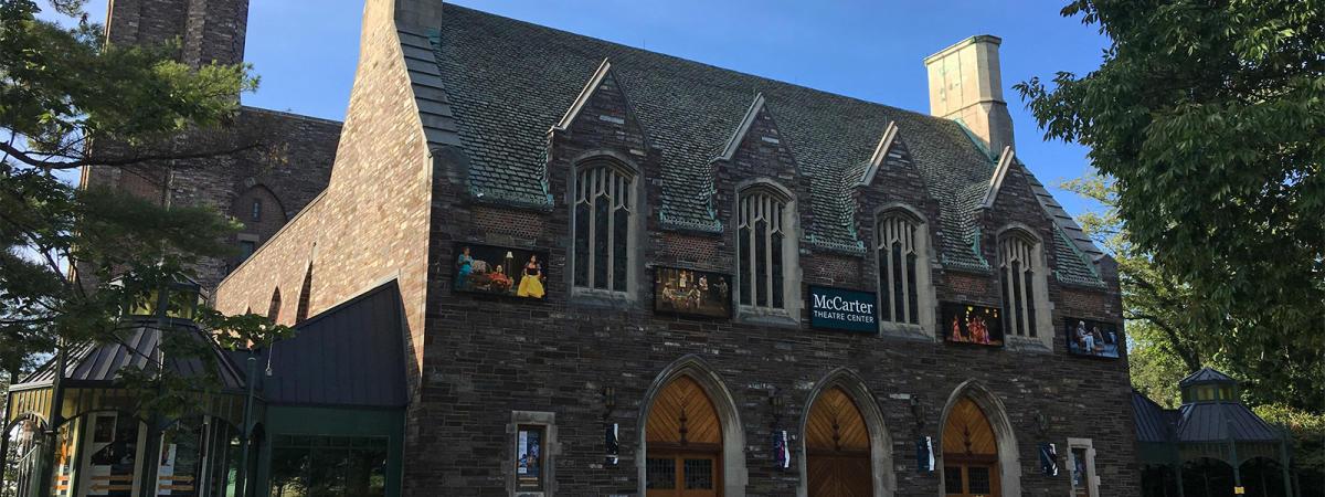 mcCarter Theater