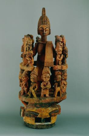 African Art Collection Neuberger