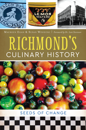 Richmond's Culinary History book