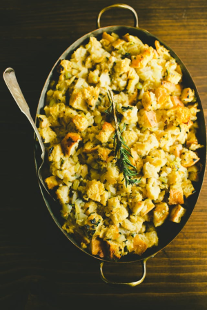 Sage and Onion Stuffing recipe