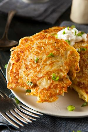 Irish Boxty Recipe Photo