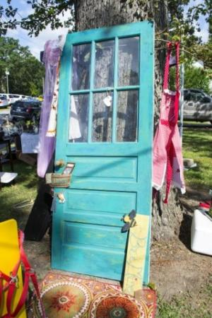 301 Endless Yard Sale Teal-Door