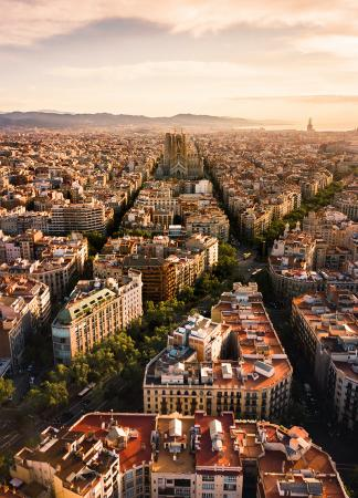 Sagrada in Barcelona