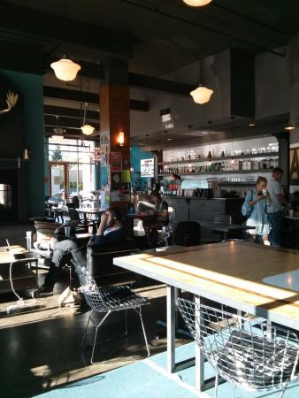 Metronome Coffee in Tacoma, Washington