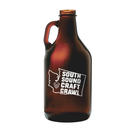 Craft Crawl Growler 2016