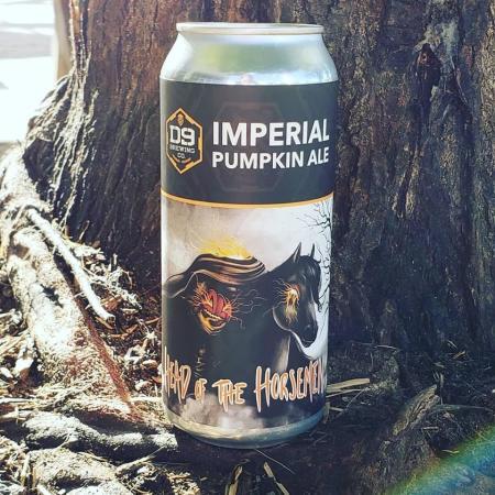 Imperial Pumpkin Ale D9