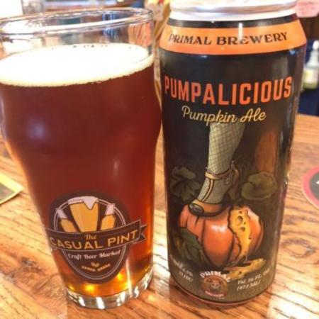 Pumpalicious Ale Primal
