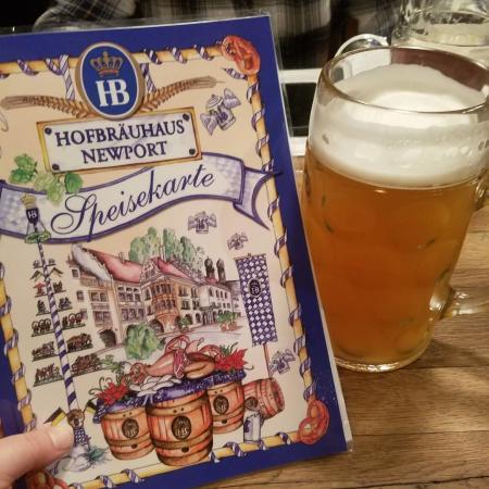 hofbrauhaus menu
