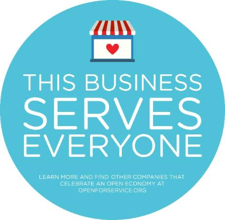 We Serve Everyone Logo