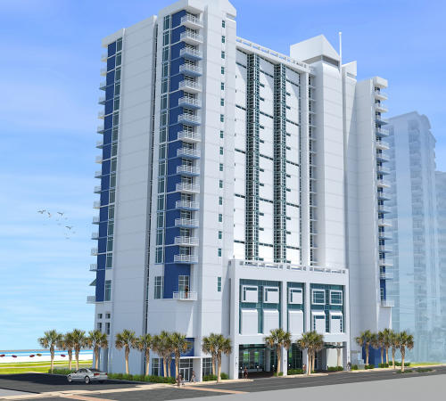 South Bay Inn and Suites rendering
