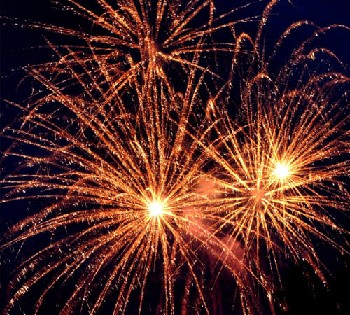 Fireworks - Pexels Stock Image