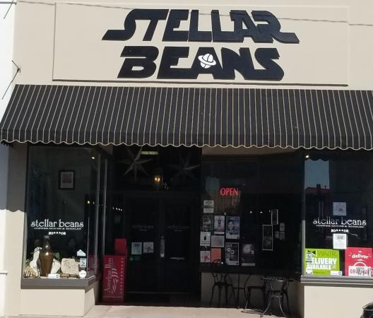Stellar Beans Entrance