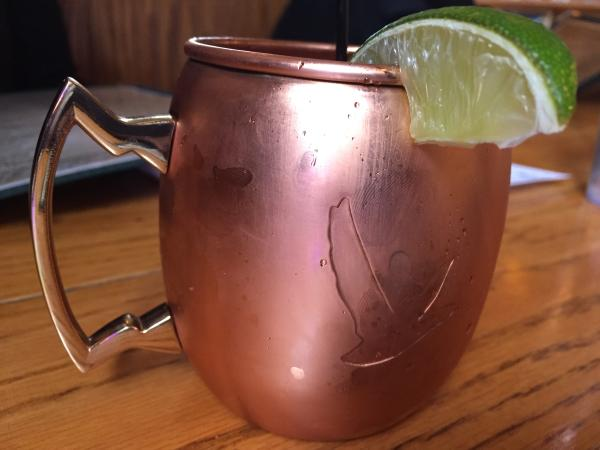 Molly Malone's Mule Drink