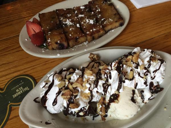 Molly Malone's Dessert