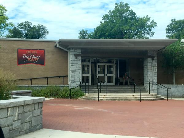 Oglethorpe Dining Commons at UGA in Athens, GA