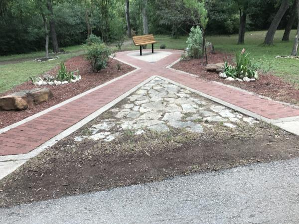 Foster Park Breast Cancer Memorial