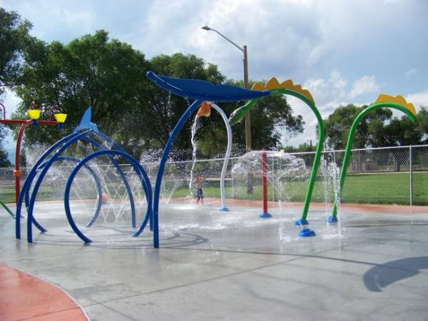 Lafreniere Spray Park