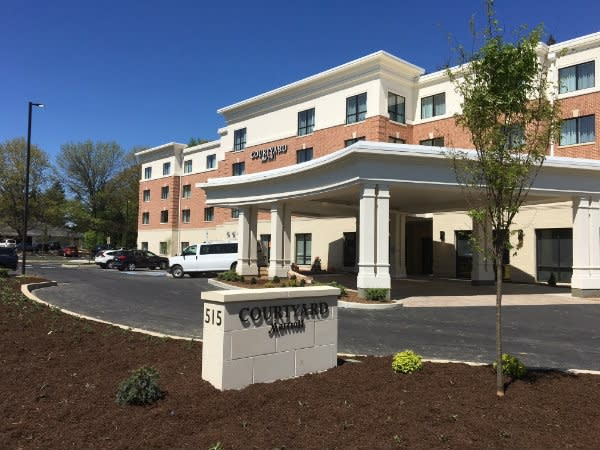 Courtyard by Marriott in Hershey 2017