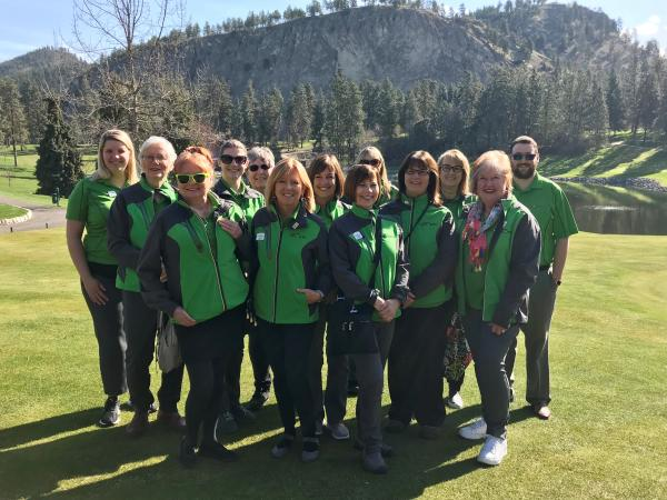 National Volunteer Week - Kelowna Golf Club
