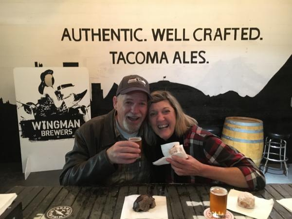 Tacoma Hops tour