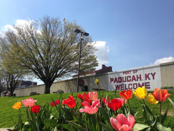 Port of Paducah Welcome