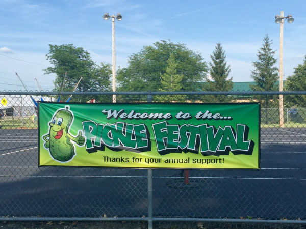 St. Joe Pickle Festival