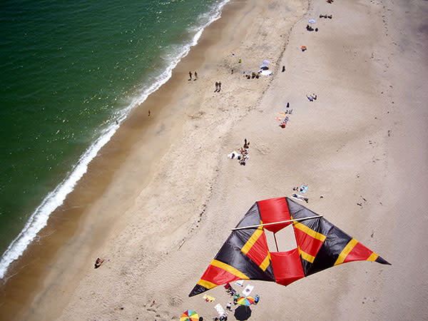 Kite-Over-Weekapaug