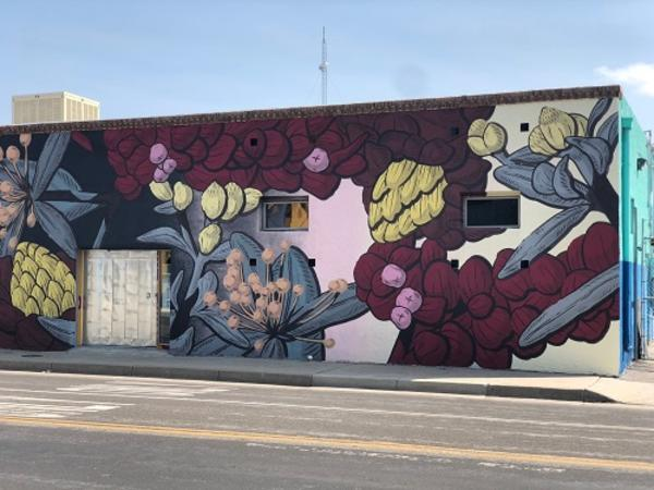 Botanical Mural Project