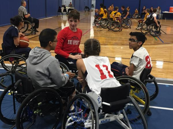 Plassman Athletic Center at Turnstone - Wheelchair Basketball Tournament