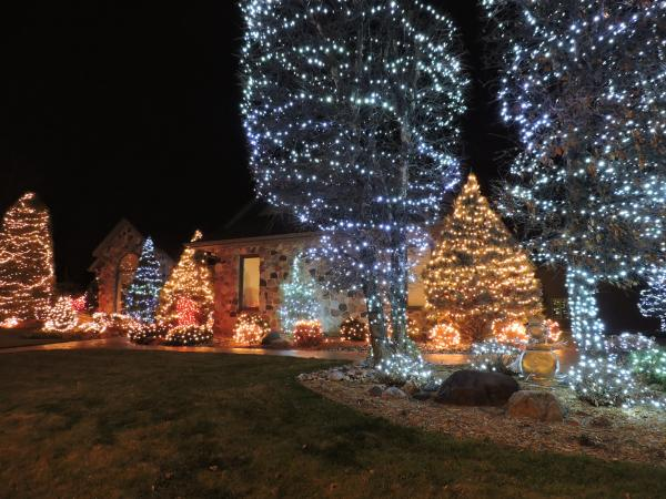 Christmas Light Display Near Me.Best Fort Wayne Christmas Light Displays