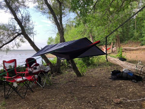 Kansas Hammocking with hammockkansas