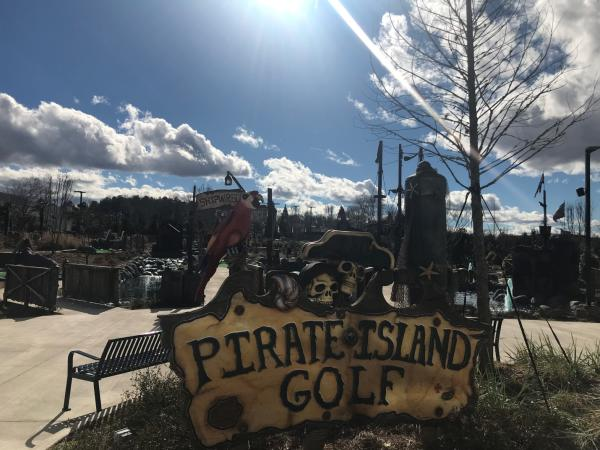 Frankie's Pirate Island