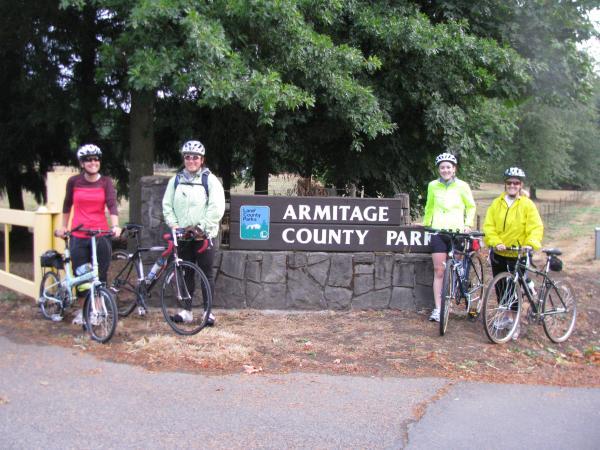 Willamette Valley Scenic Bikeway by Eugene, Cascades & Coast