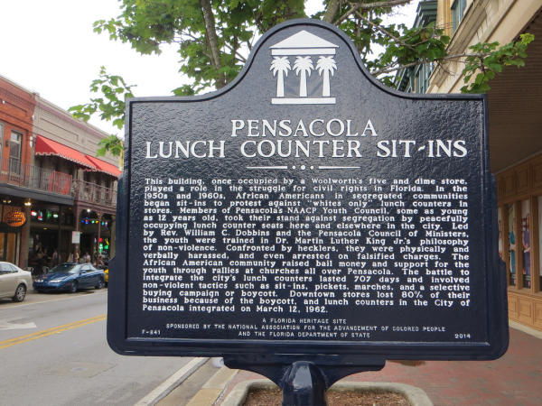 pensacola lunch counter