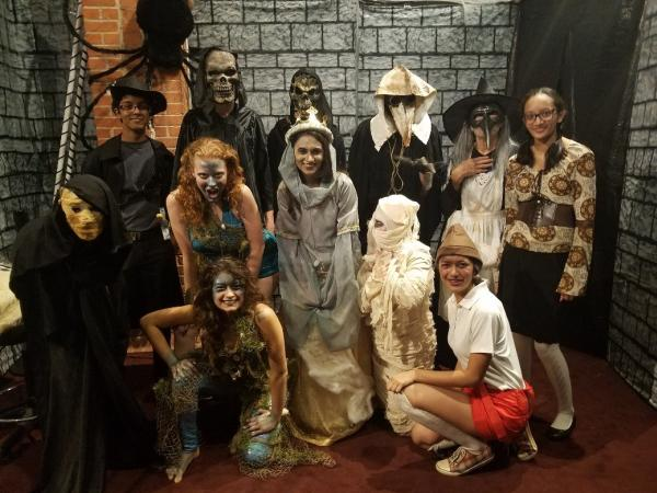 T3 Haunted House