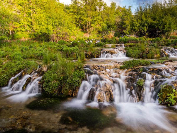 10 Waterfalls in Utah Valley that Will Take Your Breath Away - Cascade Springs