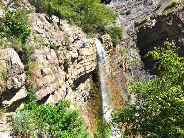 10 Waterfalls in Utah Valley that Will Take Your Breath Away - Battle Creek Falls