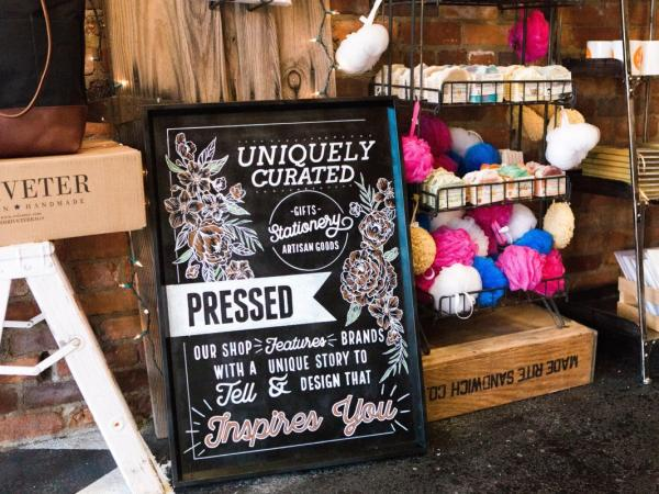 Pressed - A Creative Space