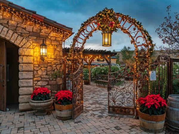 Celebrate The Holidays At Europa Village