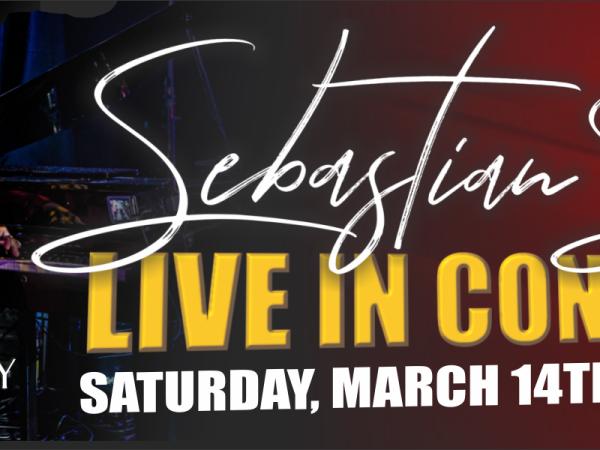 Sebastian Sidi - Live in Concert at Callaway