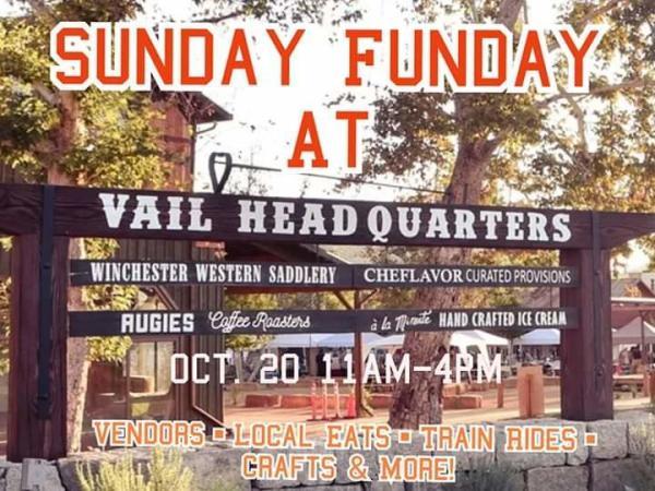 Spooktacular Sunday Funday