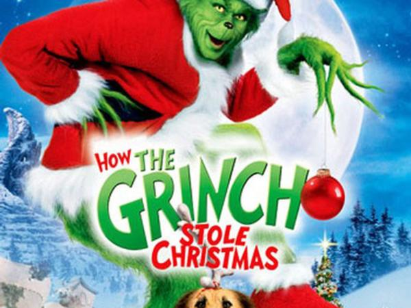 Holiday Dinner and a Movie - How The Grinch Stole Christmas