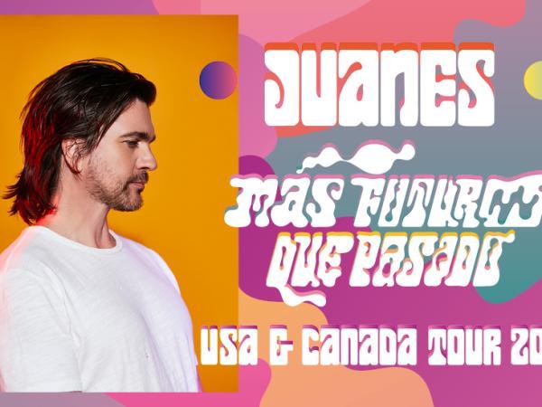 Juanes - Mas Futuro Que Pasado