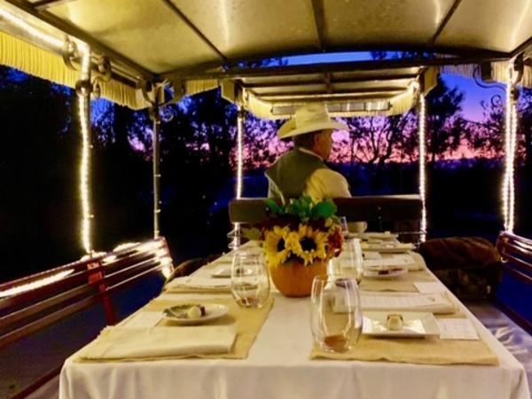 Food Tour of Temecula Wine Country in a Horse Drawn Wagon