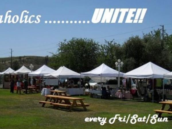 Craft Fair at the winery