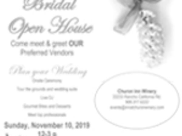Bridal Show Open House