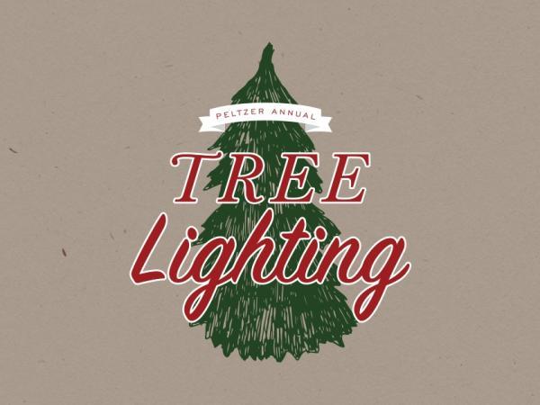 Peltzer Annual Tree Lighting