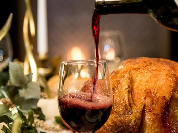 Thanksgiving at Bouquet Restaurant